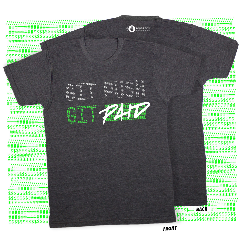 GIT PUSH && GIT PAID