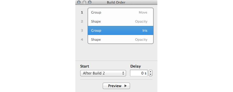 Build Order