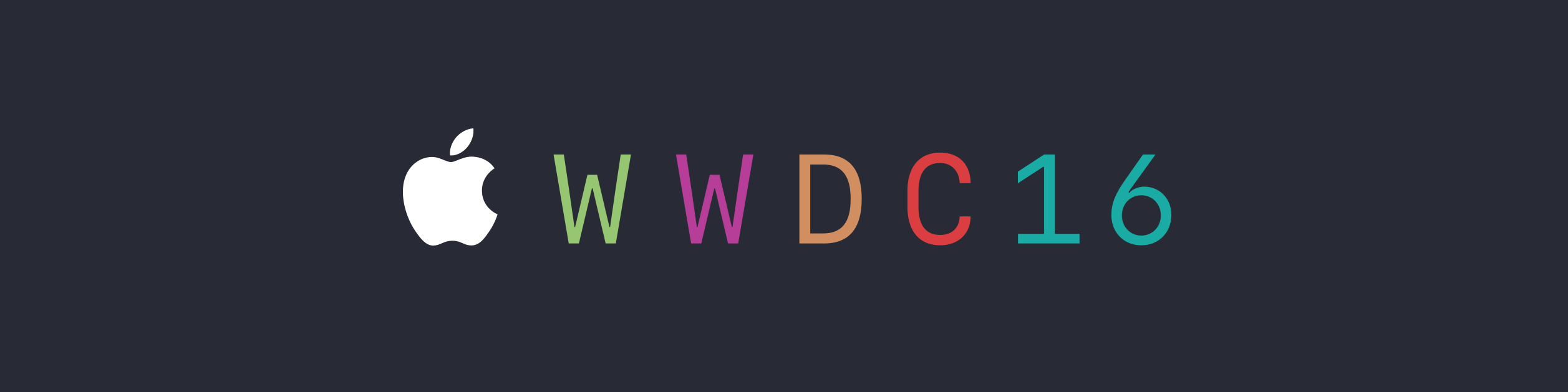 WWDC Banner