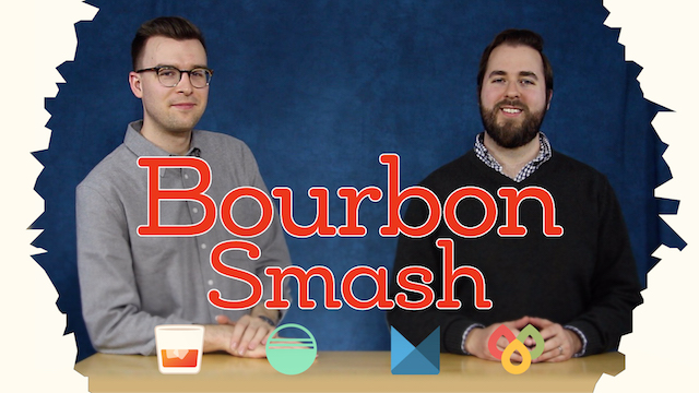 Bourbon Smash title card