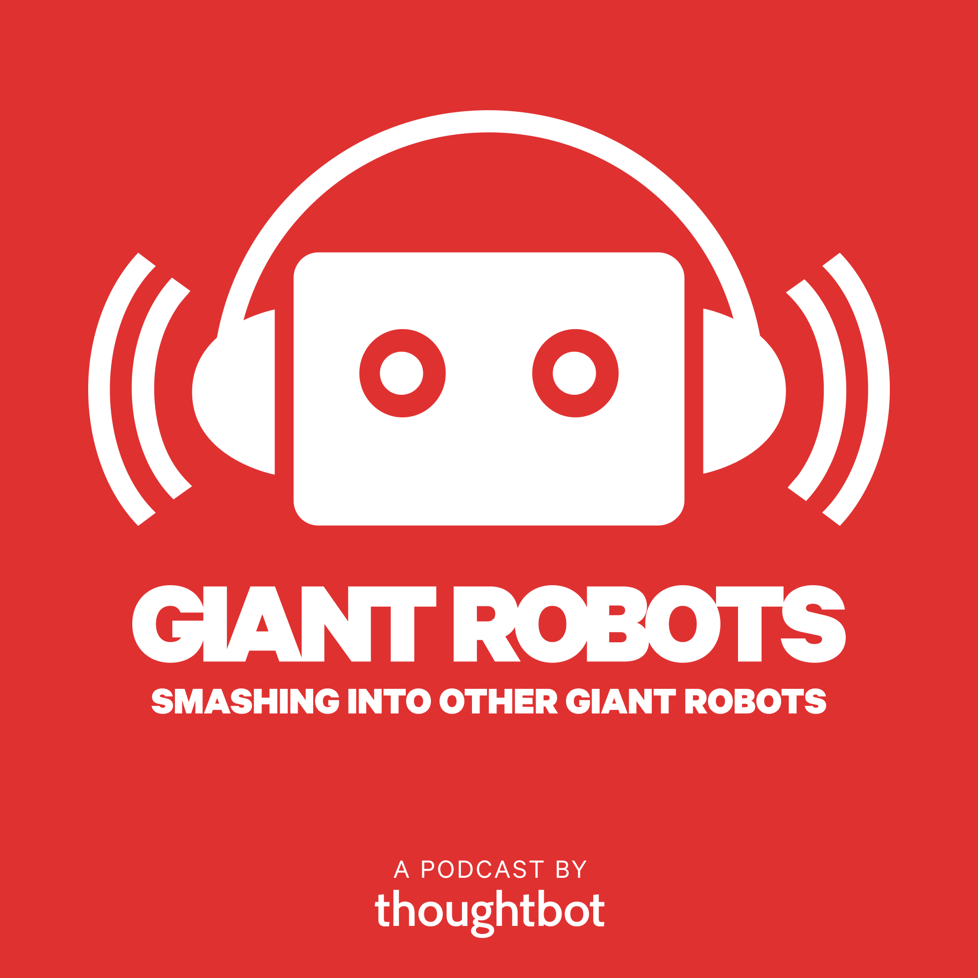Giant Robots cover image