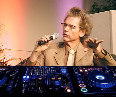 DJ Bill Joy
