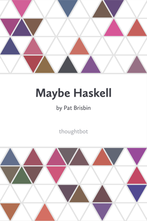Maybe Haskell book cover