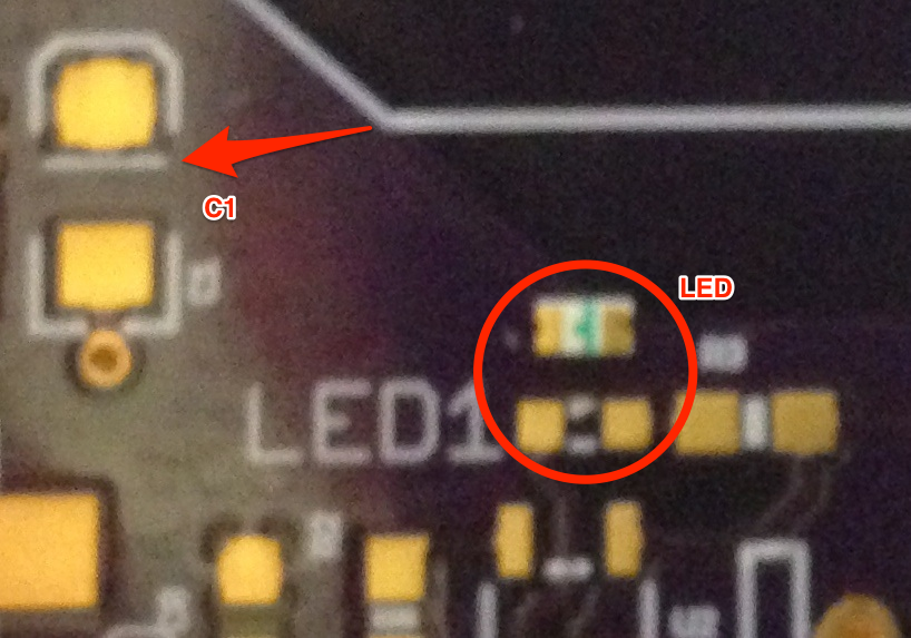 LED Direction