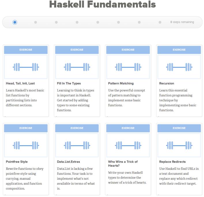 Haskell Fundamentals