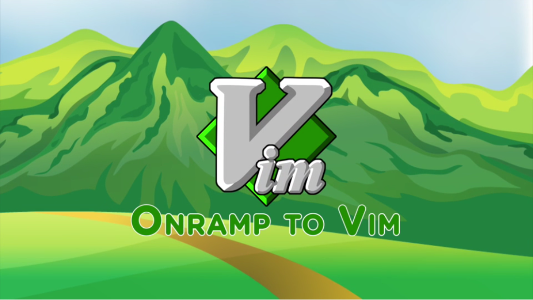 New on Upcase—Onramp To Vim