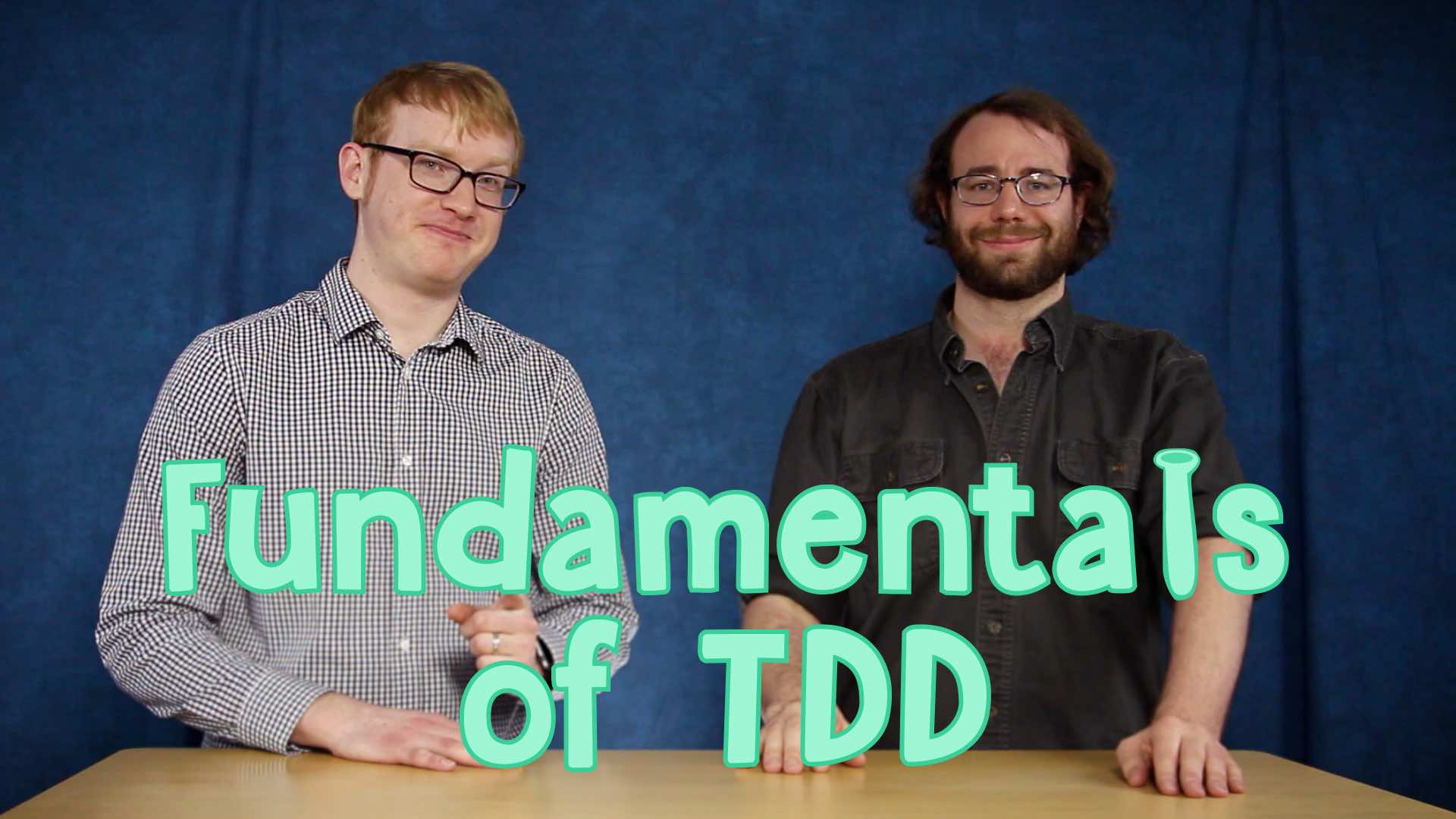 Fundamentals of tdd